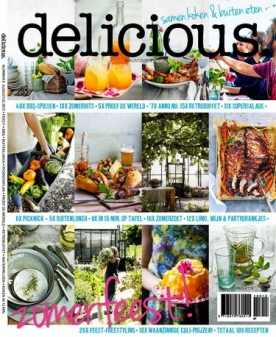 delicious 8, iOS, Android & Windows 10 magazine