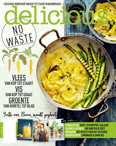 delicious 5, iOS, Android & Windows 10 magazine