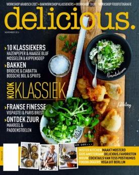 delicious 11, iOS, Android & Windows 10 magazine