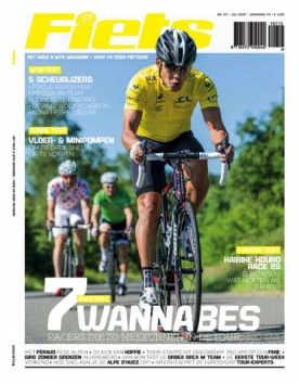Fiets 7, iOS, Android & Windows 10 magazine