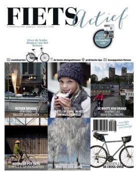 FietsActief 8, iOS, Android & Windows 10 magazine