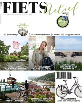 FietsActief 5, iOS, Android & Windows 10 magazine