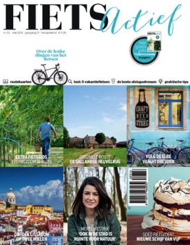 FietsActief 3, iOS, Android & Windows 10 magazine