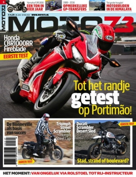 Moto73 3, iOS, Android & Windows 10 magazine