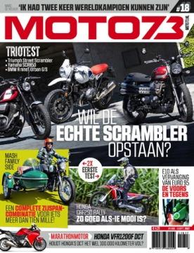 Moto73 18, iOS, Android & Windows 10 magazine