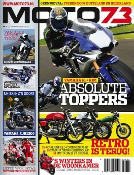 Moto73 6, iOS, Android & Windows 10 magazine