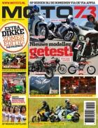 Moto73 15, iOS & Android magazine