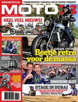 Moto73 24, iOS, Android & Windows 10 magazine