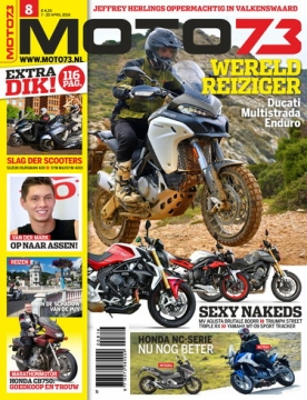 Moto73 8, iOS, Android & Windows 10 magazine