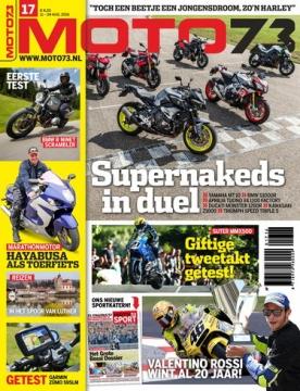Moto73 17, iOS, Android & Windows 10 magazine