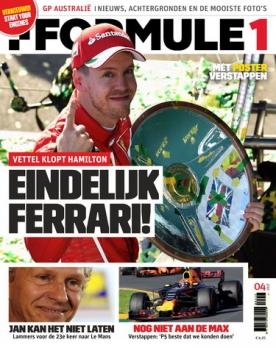 Formule1  4, iOS, Android & Windows 10 magazine