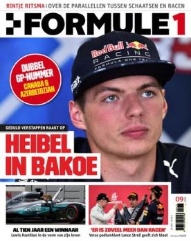 Formule1  9, iOS, Android & Windows 10 magazine