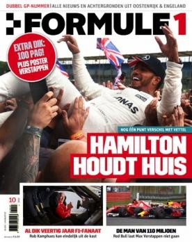 Formule1  10, iOS, Android & Windows 10 magazine