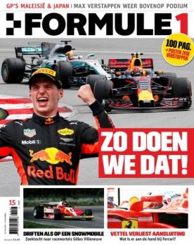 Formule1  15, iOS, Android & Windows 10 magazine