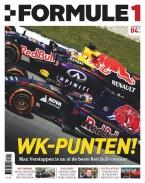 Formule1  4, iOS & Android magazine