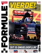 Formule1  11, iOS & Android magazine