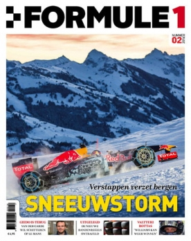 Formule1  2, iOS, Android & Windows 10 magazine