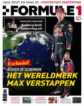 Formule1  14, iOS, Android & Windows 10 magazine