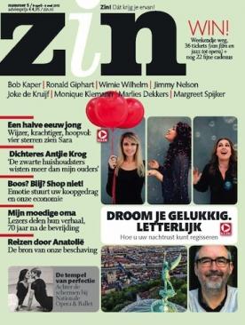 Zin 5, iOS, Android & Windows 10 magazine