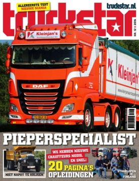 Truckstar 12, iOS, Android & Windows 10 magazine