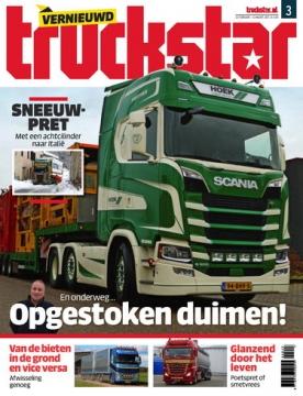 Truckstar 3, iOS, Android & Windows 10 magazine