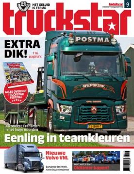 Truckstar 9, iOS, Android & Windows 10 magazine