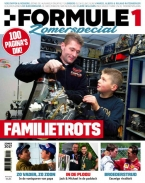 Formule1 special 1, iOS, Android & Windows 10 magazine