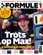 Formule1 Max Verstappen special 1, iOS, Android & Windows 10 magazine