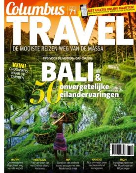Columbus Travel Magazine 71, iOS, Android & Windows 10 magazine