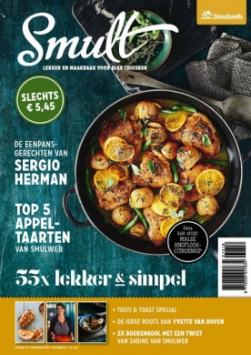 Smult 19, iOS, Android & Windows 10 magazine