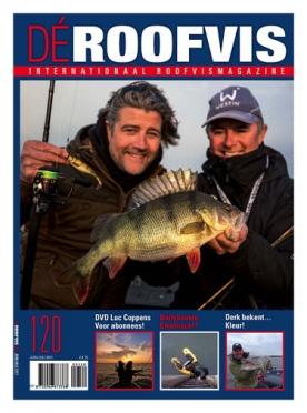 De Roofvis 120, iOS, Android & Windows 10 magazine