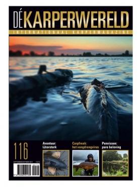 De Karperwereld 116, iOS, Android & Windows 10 magazine
