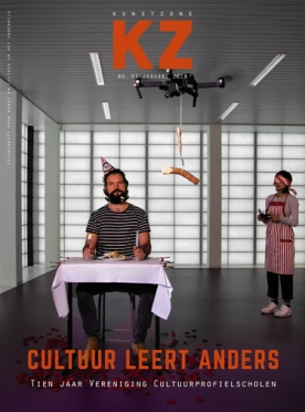 Kunstzone 1, iOS, Android & Windows 10 magazine