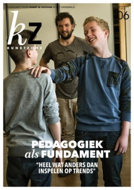 Kunstzone 6, iOS, Android & Windows 10 magazine