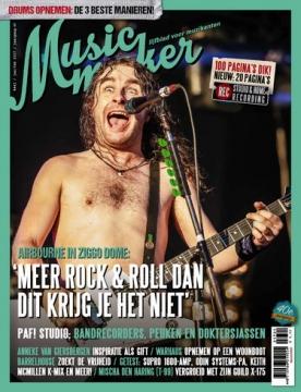Musicmaker 442, iOS, Android & Windows 10 magazine