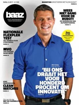 Baaz Magazine 3, iOS, Android & Windows 10 magazine