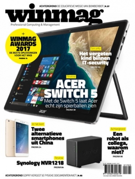 WINMAG Pro 5, iOS, Android & Windows 10 magazine