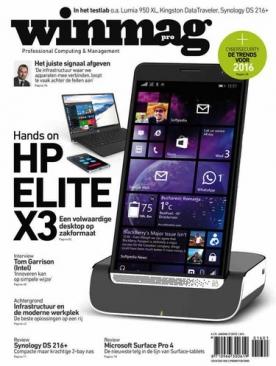 WINMAG Pro 1, iOS, Android & Windows 10 magazine