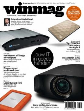 WINMAG Pro 2, iOS, Android & Windows 10 magazine