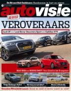 Autovisie 9, iOS, Android & Windows 10 magazine