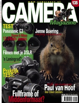 Camera Magazine 135, iOS & Android magazine