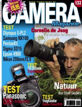 Camera Magazine 132, iPad & Android magazine