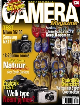 Camera Magazine 134, iPad & Android magazine