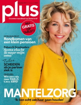 Plus Magazine 9, iOS, Android & Windows 10 magazine