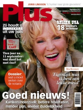 Plus Magazine 8, iOS, Android & Windows 10 magazine