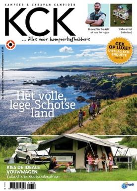 KCK 9, iOS, Android & Windows 10 magazine
