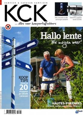 KCK 3, iOS, Android & Windows 10 magazine