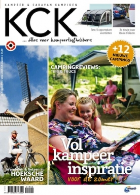 KCK 6, iOS, Android & Windows 10 magazine