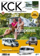KCK 8, iOS & Android magazine