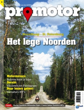 Promotor 9, iOS, Android & Windows 10 magazine